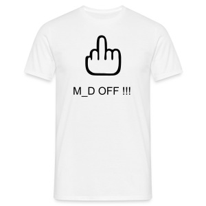 t-shirt mad off - T-shirt Homme
