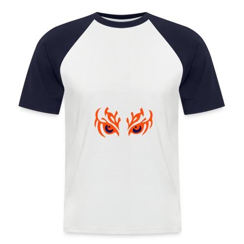 Männer Kurzärmeliges Baseballshirt - Männer Baseball-T-Shirt