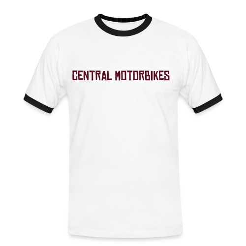 central motorbikes tee - Men's Ringer Shirt