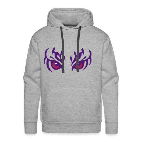 eye of horror - Men's Premium Hoodie