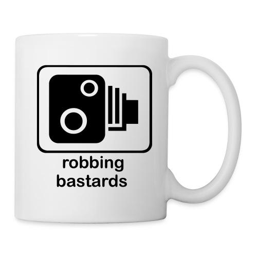 MUG - ROBBING BAS*ARDS - Mug