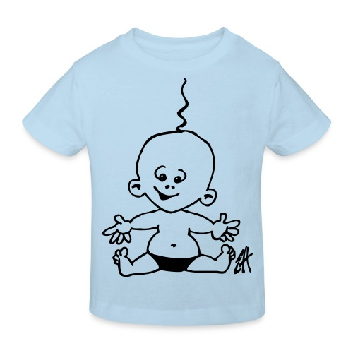 little baby - Ekologisk T-shirt barn