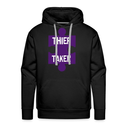 Thief Taker Hooded Sweatshirt - Men's Premium Hoodie