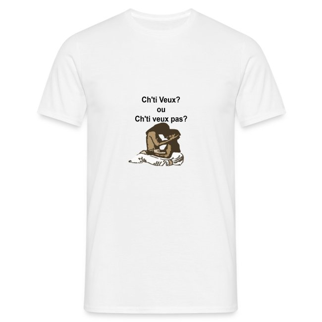 on the wave shop t shirt homme humour chti t shirt homme. Black Bedroom Furniture Sets. Home Design Ideas