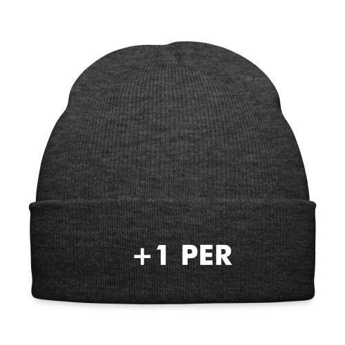 +1 PER - Winter Hat