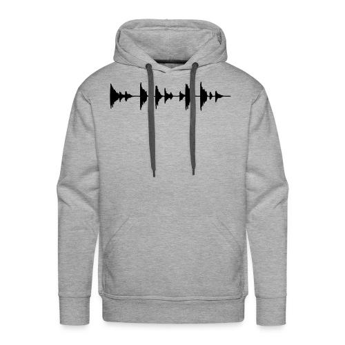 Noise - Herre Premium hættetrøje