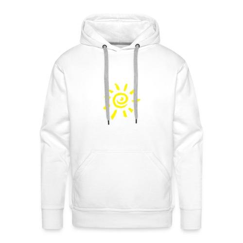 shine in heart - Men's Premium Hoodie
