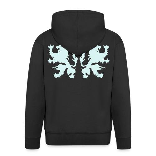 Double Lions - Reflex - Men's Premium Hooded Jacket