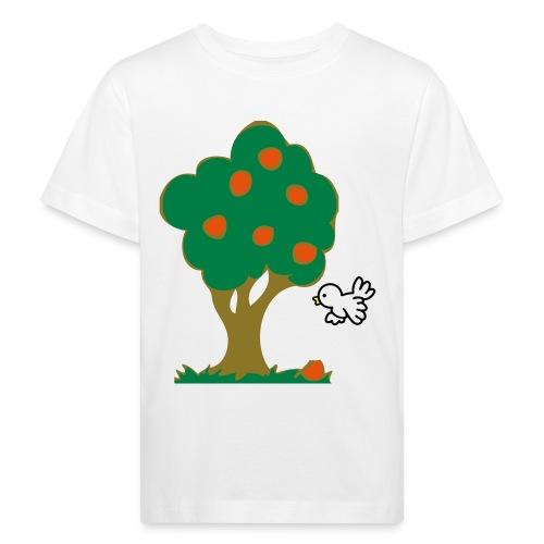 apple tree - Kids' Organic T-Shirt