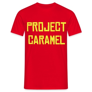 Project Caramel T RY - Men's T-Shirt