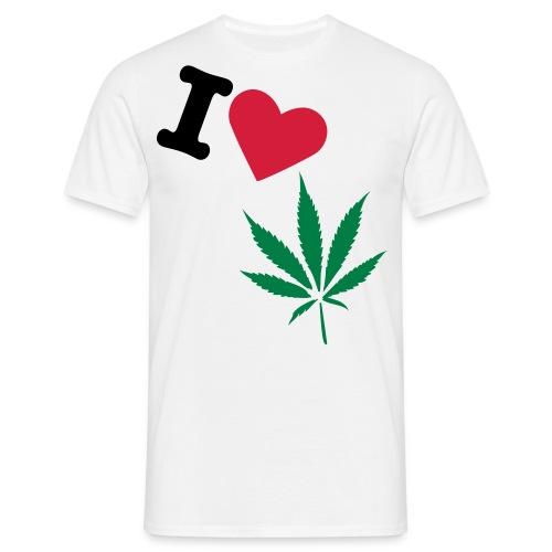 Marihuana - Koszulka męska