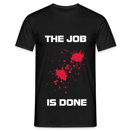 The Job is done Men's Classic T-Shirt - Men's T-Shirt