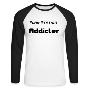 ps2 - Men's Long Sleeve Baseball T-Shirt