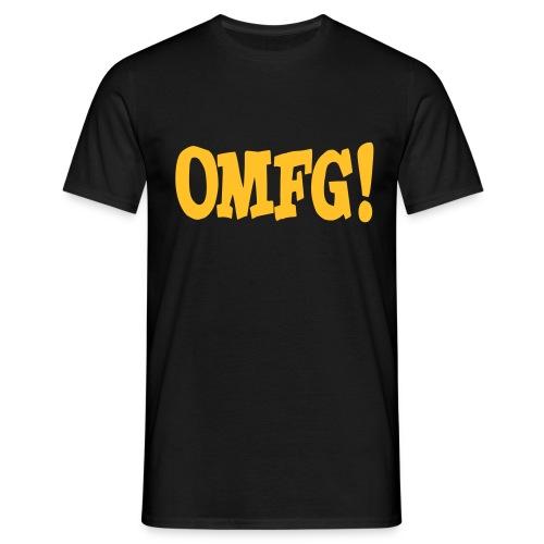 OMFG! - Men's T-Shirt