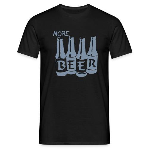 More Beer - Men's T-Shirt