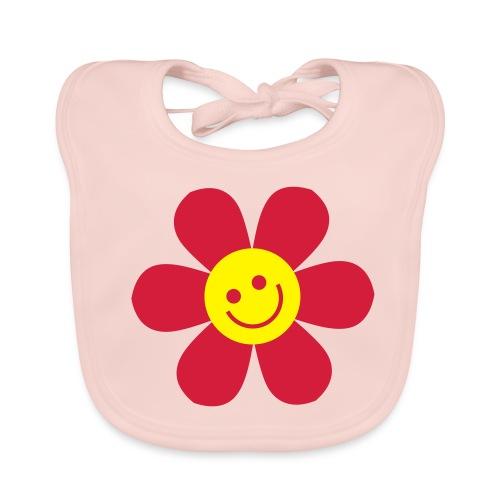Flower - Baby Organic Bib