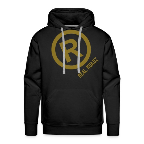 Real Roadz CONSIOUS Collection  - Men's Premium Hoodie