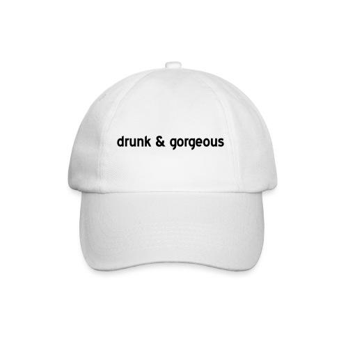 Basebollkeps Drunk & Gorgeous - Basebollkeps