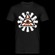 T-Shirts ~ Männer T-Shirt ~ Paniq 2009 T-Shirt (Masculine Orange)