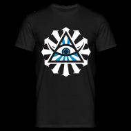 T-Shirts ~ Männer T-Shirt ~ Paniq 2009 T-Shirt (Masculine Blue)
