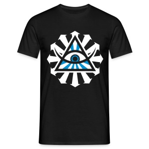 Paniq 2009 T-Shirt (Masculine Blue) - Männer T-Shirt