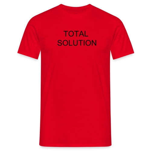 E F Solution - Men's T-Shirt