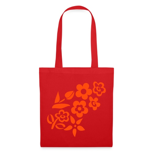 sac rouge - Tote Bag