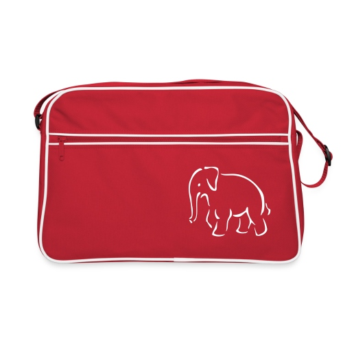 Elephant Retro Bag - Retro Bag