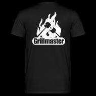 T-Shirts ~ Männer T-Shirt ~ Grillmaster Shirt