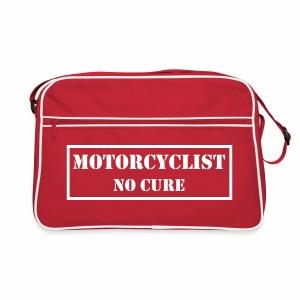 Bag - Motorcyclist No Cure - Retro Bag