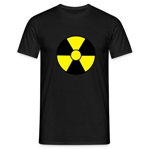 radiation - Men's T-Shirt