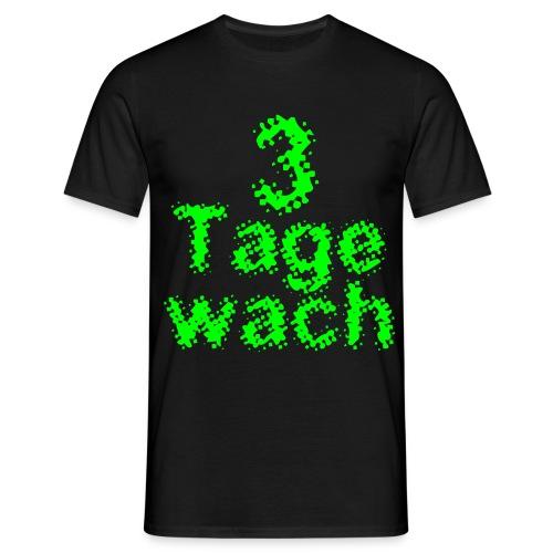 love Schranz-Herren-T-Shirt - Männer T-Shirt