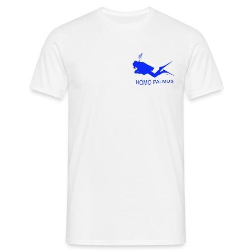 l'homo palmus - T-shirt Homme