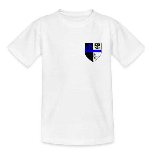 T-Shirt Kinder Wappen - Teenager T-Shirt