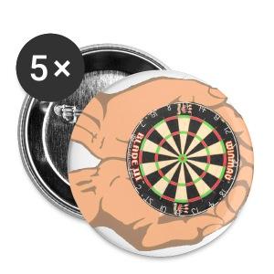 Anstecker klein 25 mm Darthand - Buttons klein 25 mm