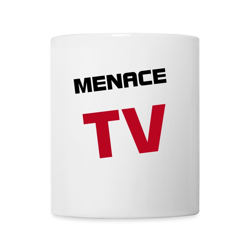 cup Menace TV - Tasse