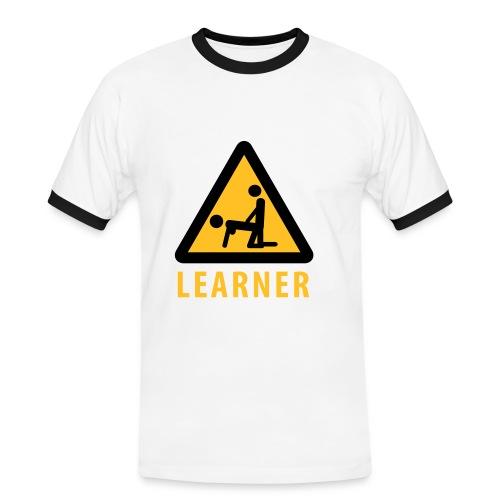 Learner - Men's Ringer Shirt