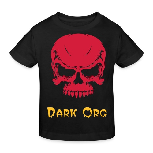 Dark Org Klassik Kind - Kinder Bio-T-Shirt