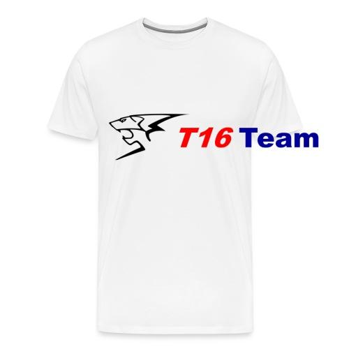 Casquette T16 Team - T-shirt Premium Homme