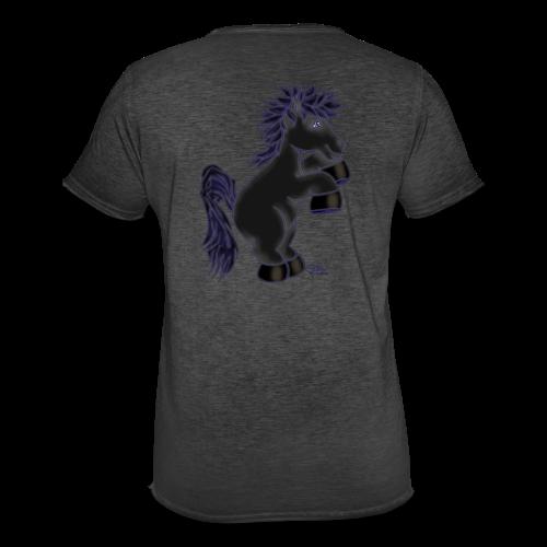 KinderShirt Kleiner Rappe - Männer Vintage T-Shirt