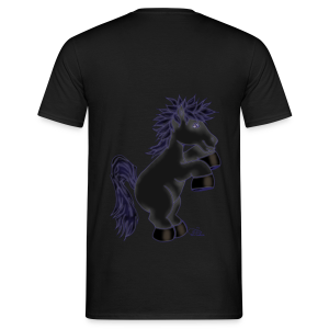 KinderShirt Kleiner Rappe - Männer T-Shirt