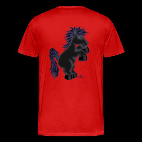 KinderShirt Kleiner Rappe - Männer Premium T-Shirt