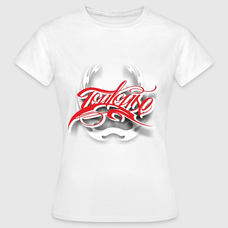 Toulouse Tee shirts - T-shirt Femme