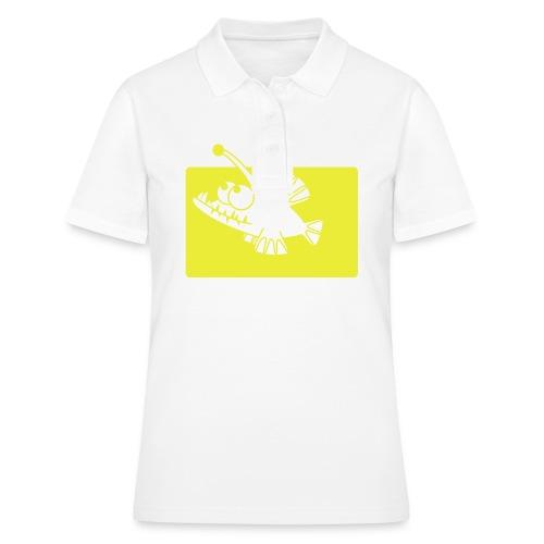 angeln wie ein Fisch - Frauen Polo Shirt