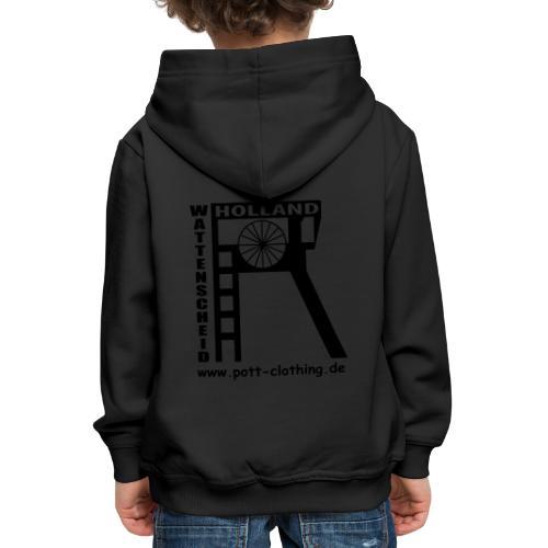 Zeche Holland (Wattenscheid) - Frauen T-Shirt - Kinder Premium Hoodie