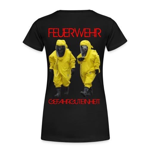 Gefahrguteinheit 112 - Frauen Premium T-Shirt