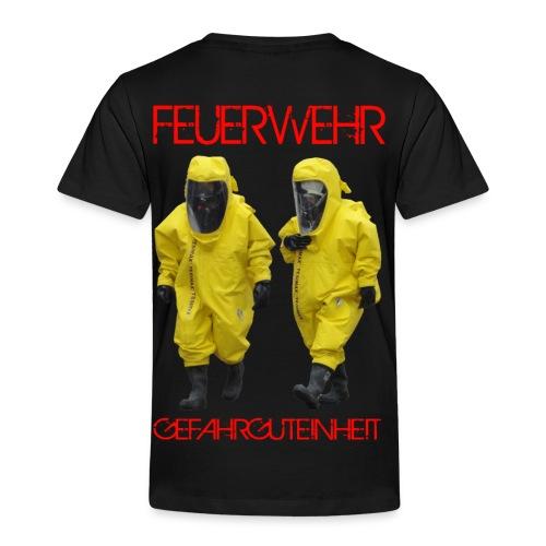 Gefahrguteinheit 112 - Kinder Premium T-Shirt