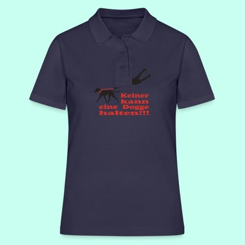 An der Leine - Frauen Polo Shirt