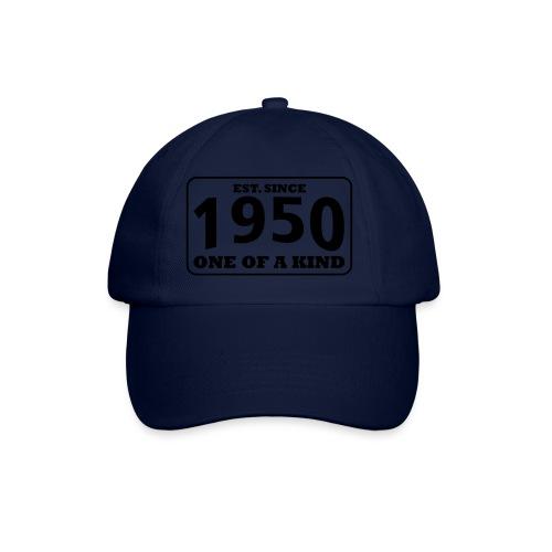 1950 - One Of A Kind - Baseballkappe