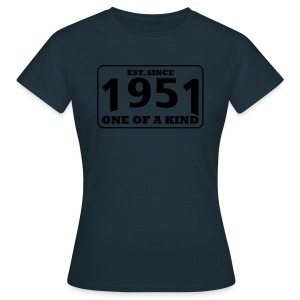 1951 - One Of A Kind - Frauen T-Shirt